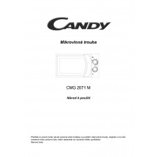 Candy CMG 2071 M Combi Microwave