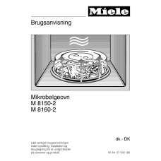 Miele M 8150-2 IX Solo Built-in Microwave