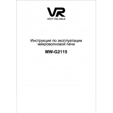 VR MW-G2115 Combi Microwave