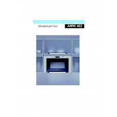 Whirlpool AMW 462 IX Solo Built-in Microwave