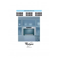 Whirlpool AMW 480 Combi Microwave Built-in